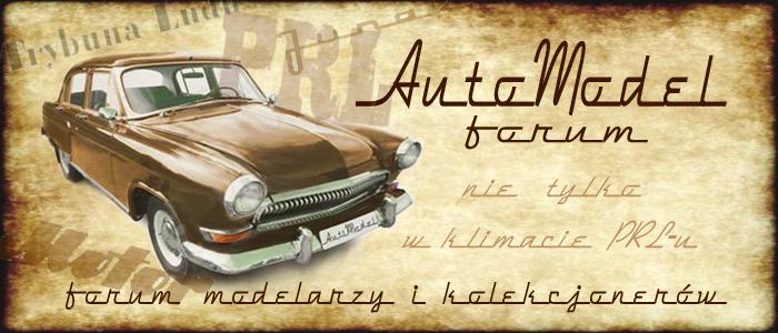 Forum AutoModel Forum Strona Główna